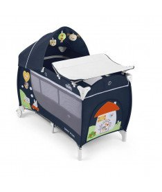 Кроватка-манеж Cam Daily Plus L113/222