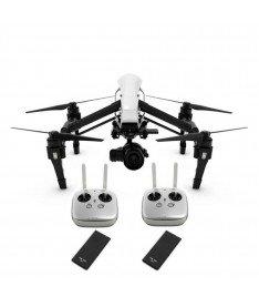 Квадрокоптер DJI Inspire 1 RAW + 2 Extra SSDs (512G)