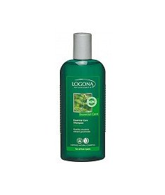 Logona Hair Care Essential Care Shampoo Nettles Шампунь для нормальных волос 500 мл