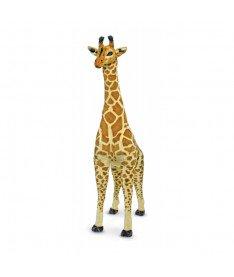 Melissa&ampDoug MD2106 Огромный плюшевый жираф, 1,40 м