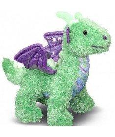 Melissa&Doug MD7570 Zephyr Dragon (Дракоша Зефир, 25 см)