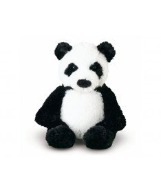 Melissa&Doug MD7606 Bamboo Panda Bear Stuffed Animal (Панда бамбуковая, плюшевая, 34 см)