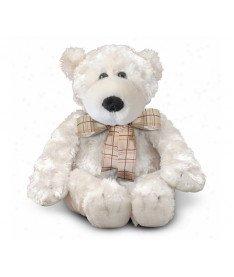 Melissa&ampDoug MD7640 Parka Polar Bear Stuffed Animal (Полярный мишка Парамон, 41 см)