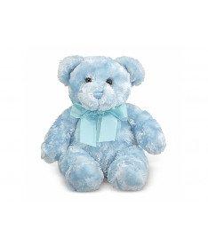 Melissa&ampDoug MD7663 Blueberry Blue Teddy Bear Stuffed Animal (Плюшевый мишка Черничка, 33 см)