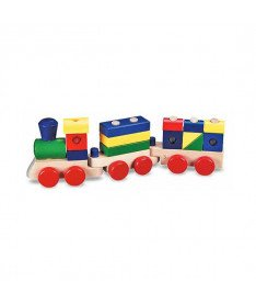 Melissa and Doug MD572 Поезд из кубиков