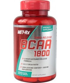 Met-Rx BCAA 1800 120 капсул