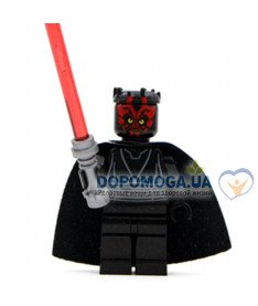 Минифигурка Darth Maul (2011 Redesign)