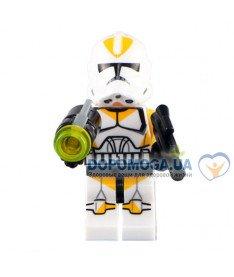 Минифигурка Yellow Utapau Clone Trooper
