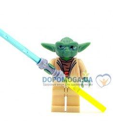Минифигурка Yoda