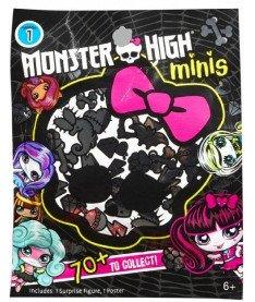 Монстер Хай  Мини монстр, Monster High Minis Surprise Figure Mystery