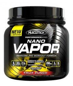 MuscleTech: NanoVapor Hardcore Pre-Workout Formula / 40 Servings
