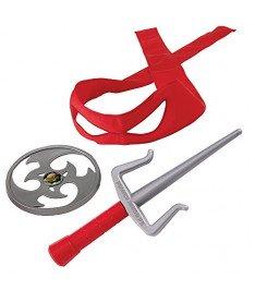 Набор игрушечного звукового оружия TMNT Черепашки-ниндзя Рафаэль (92104)