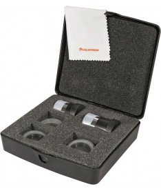 Набор окуляров и фильтров Celestron для PowerSeeker, 1,25''