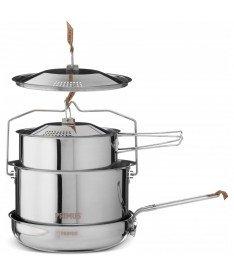 Набор посуды Primus CampFire Cookset S/S - Large
