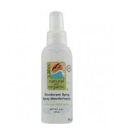 Натуральный органический дезодорант-спрей на основе конопляного масла LAFEs Алоэ Вера Lafe's Natural Body, 118 мл