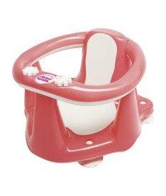 OK Baby Сидение детское Flipper Evolution с нескользящим покрытием и термодатчиком розовый
