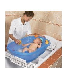 OK Bаby Универсальный пластиковый держатель для ванночки