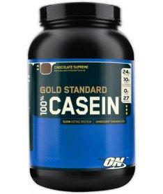 Optimum Nutrition 100% Casein Protein 909 г - chocolate