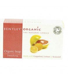 Органическое мыло Детокс 150г, Bentley Organic