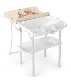 Пеленальный столик Cam Aqua Spa, бежевый