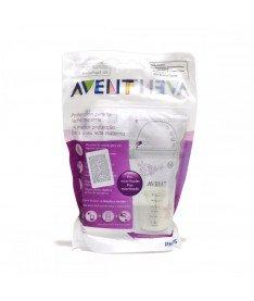 Philips Avent SCF603/25 Пакеты дляхранения грудного молока, объем 180 мл, 25 штук