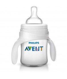 Philips Avent SCF625/02 Тренировочный набор с бутылочкой 125 мл, Classic 4+мес