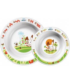 Philips Avent SCF708/00 Набор тарелок