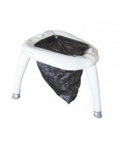 Портативний туалет E-pot high model. Avial CHH-512
