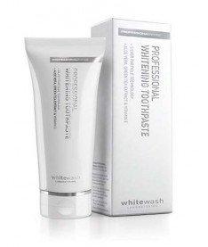 Профессиональная отбеливающая зубная паста с частицами серебра + защита десен 125 мл WhiteWash Laboratories (Англия)