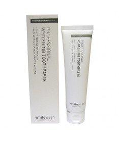 Профессиональная отбеливающая зубная паста с частицами серебра + защита десен 21 мл WhiteWash Laboratories (Англия)