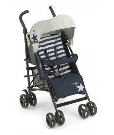 Прогулочная коляска Cam Flip, синий с полоской