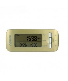 Шагомер Omron CaloriScan 306 Gold