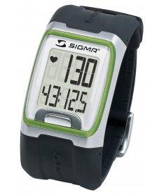 Sigma Sport PC 3.11 Green монитор сердечного ритма