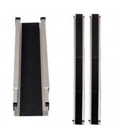 Складной алюминиевый пандус для инвалидных колясок (212 см) JBS317 OSD (Италия)