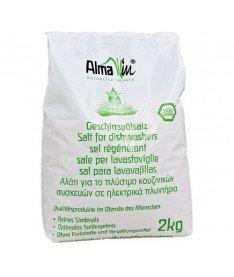 Соль для посудомоечных машин АlmaWin 2 кг