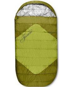 Спальник Trimm DIVAN kiwi green/mid. green 195 R
