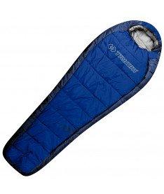 Спальник Trimm HIGHLANDER mid. blue/sea blue 185 L