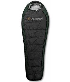 Спальник Trimm HIGHLANDER olive/dark grey 185 L