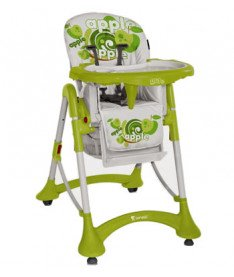 Стульчик для кормления Bertoni ELITE (green apple)