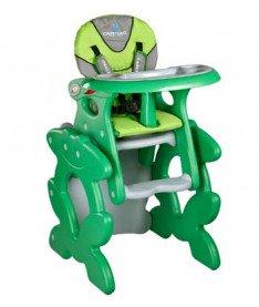 Стульчик для кормления Caretero Primus (green)