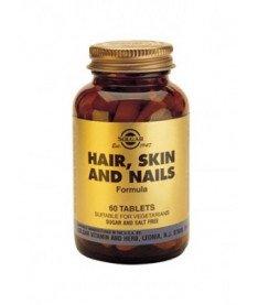 Таблетки Solgar для кожи, ногтей, волос N60