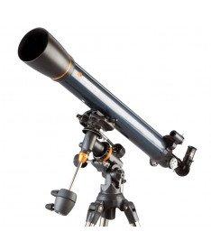 Телескоп Celestron AstroMaster 90 AZ, рефрактор Ньютона