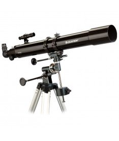 Телескоп Celestron PowerSeeker 80 EQ рефрактор (21048)