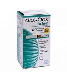 Тест-полоски Accu-Chek Active (10 шт)