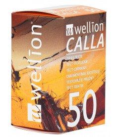 Тест-полоски Wellion CALLA Light 50 шт. (Австрия)