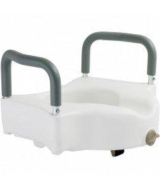 Туалетное сидение с поручнями Doctor Life