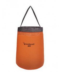 Ведро Green Hermit Ultralight Folding Bucket, 10L