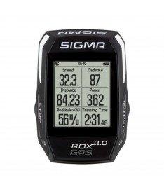 Велокомпьютер Sigma Sport ROX 11.0 GPS BLACK