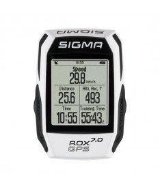 Велокомпьютер Sigma Sport ROX 7.0 GPS WHITE