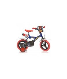 "Велосипед Dino Bikes Spiderman 12"" blue-red"